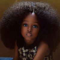 """Voici Jare Ijalana, la nouvelle """"plus belle petite fille du monde"""""""