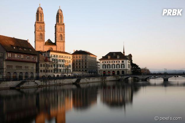 Zurich fait partie du top 10 des meilleures villes pour les étudiants.