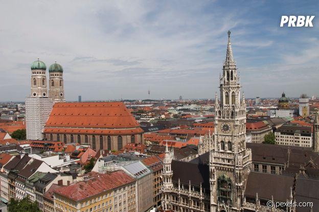 Munich fait partie du top 10 des meilleures villes pour les étudiants.