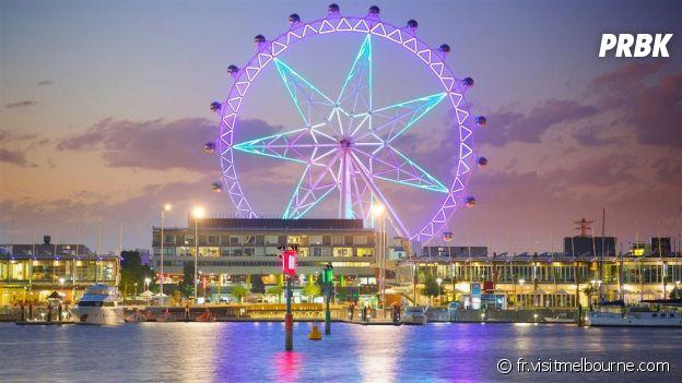 Melbourne fait partie du top 10 des meilleures villes pour les étudiants.