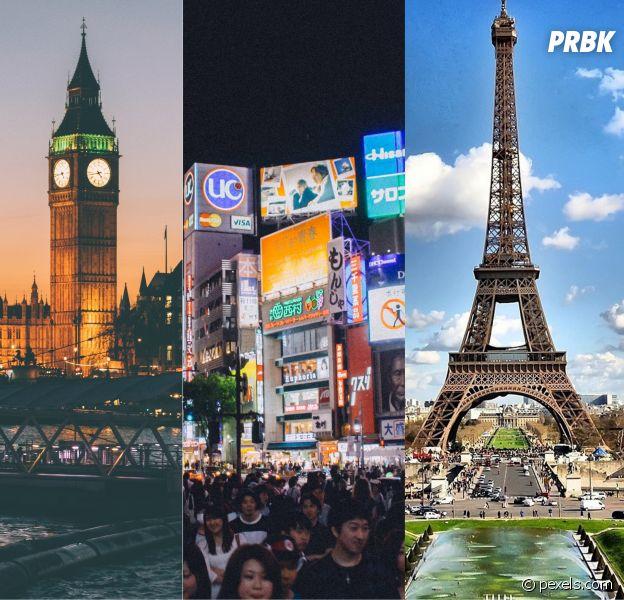 Londres, Tokyo, Paris... Top 10 des meilleures villes où vivre quand on est étudiant !