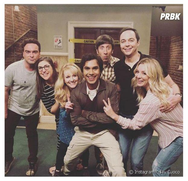 "The Big Bang Theory saison 12 : fin de la série, Kaley Cuoco a ""le coeur brisé"""