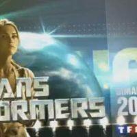 Transformers le film sur TF1 ce soir ... dimanche 29 août 2010 ... bande annonce