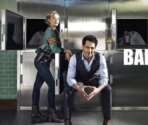 Tomer Sisley et Hélène de Fougerolles dans Balthazar, bientôt diffusée sur TF1