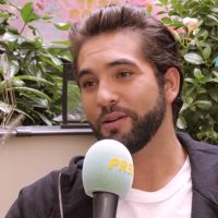 "Kendji Girac en interview : ""Les paroles de ""Maria Maria"" étaient beaucoup plus hard"""