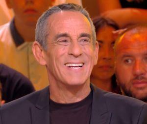 Alain Chabat devrait quitter l'animation de Burger Quiz : Thierry Ardisson révèle que Laurent Baffie aurait été contacté.