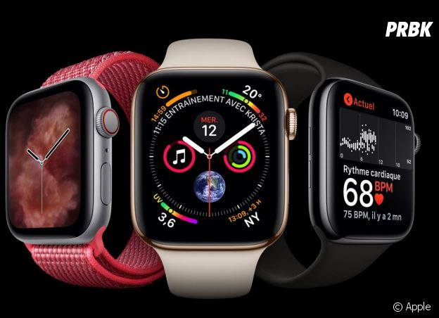 Apple Watch Series 4 : date de sortie, prix... Toutes les infos