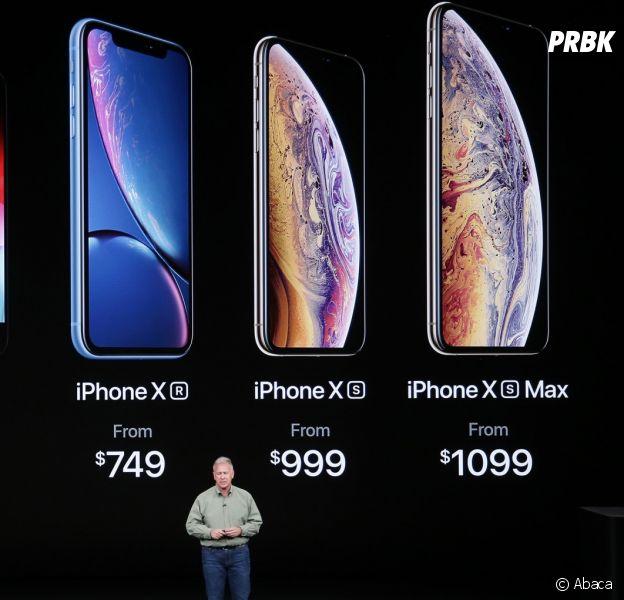 iPhone Xs, iPhone Xs Max et iPhone Xr : Apple a présenté ses nouveaux téléphones ce 12 septembre 2018