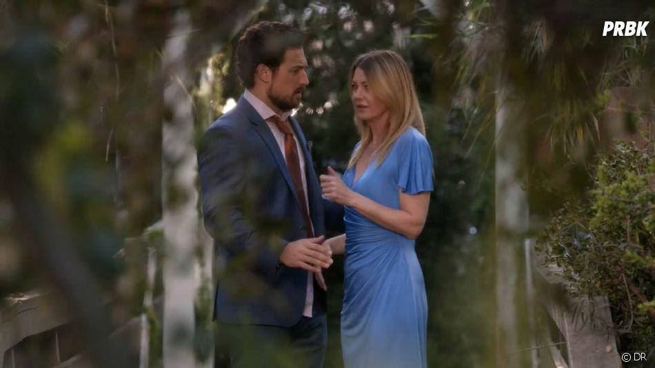 Grey's Anatomy saison 15 : le couple Meredith/Andrew va-t-il durer ?