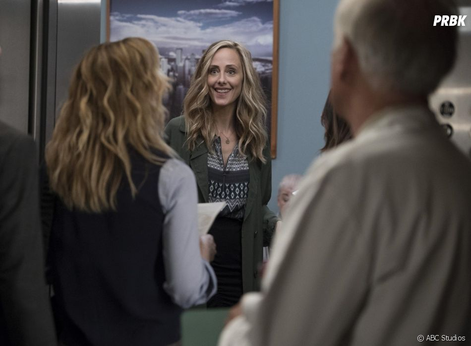 Grey's Anatomy saison 15, épisode 1 : sur une photo