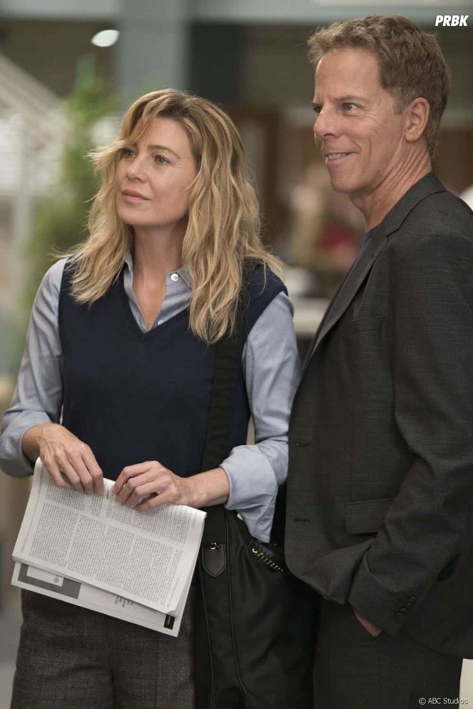 Grey's Anatomy saison 15, épisode 1 : Meredith et Koracick sur une photo