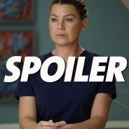 Grey's Anatomy saison 15 : le couple Meredith/(SPOILER) va-t-il durer ?