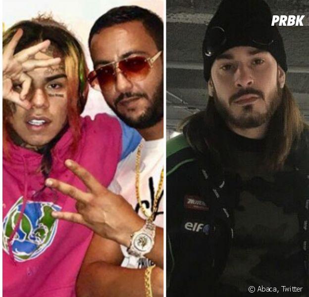 6ix9ine en collab avec deux rappeurs français : il annonce des feats avec SCH et Lacrim