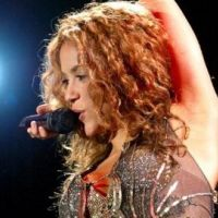 Shakira ... La pochette de son nouvel album