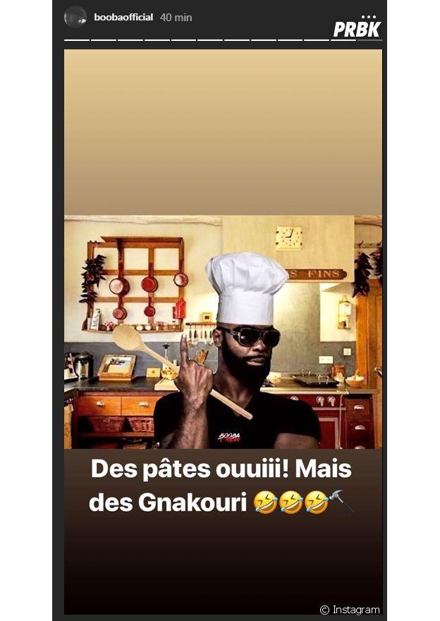 Booba a lancé une pique à Kaaris dans son Instagram story.