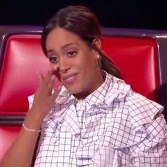 Amel Bent en larmes dans The Voice Kids : elle révèle pourquoi elle a pleuré