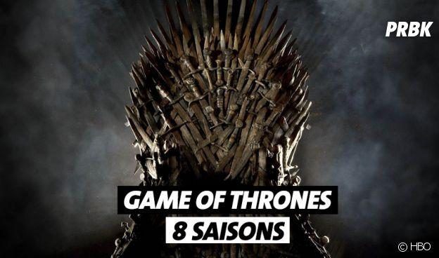 Les séries qui se terminent en 2019 : Game of Thrones