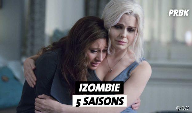 Les séries qui se terminent en 2019 : iZombie