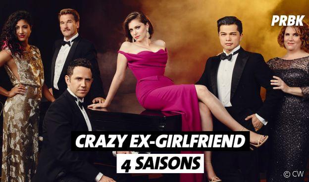 Les séries qui se terminent en 2019 : Crazy Ex-Girlfriend