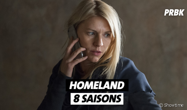 Les séries qui se terminent en 2019 : Homeland
