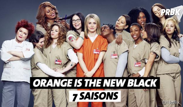 Les séries qui se terminent en 2019 : Orange is the New Black