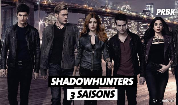 Les séries qui se terminent en 2019 : Shadowhunters