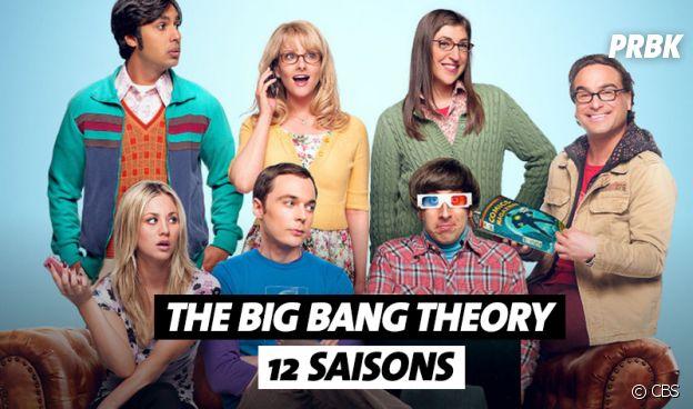 Les séries qui se terminent en 2019 : The Big Bang Theory