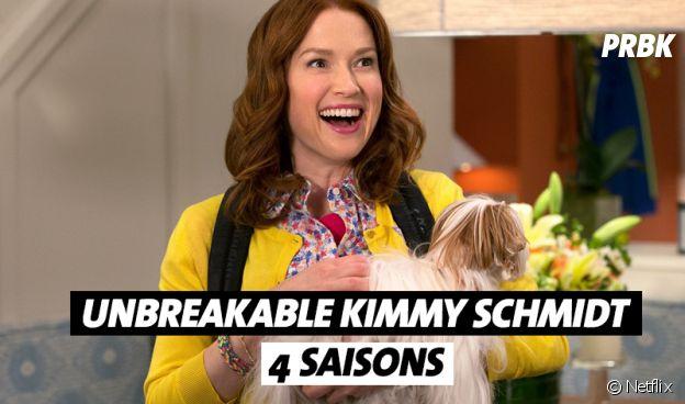 Les séries qui se terminent en 2019 : Unbreakable Kimmy Schmidt