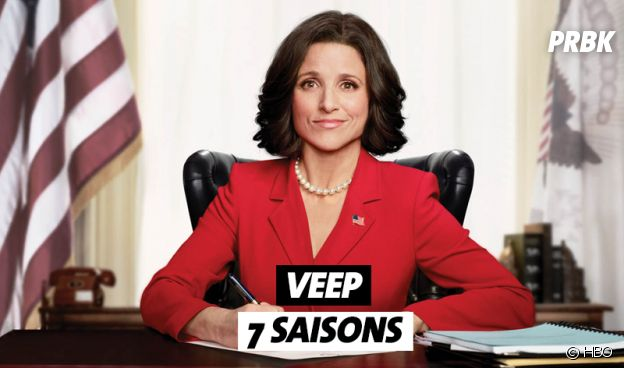 Les séries qui se terminent en 2019 : Veep