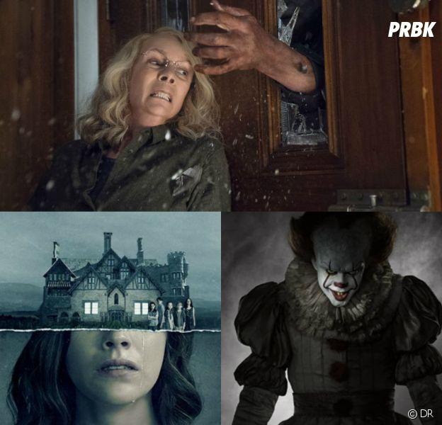 Halloween, The Haunting of Hill House... : 13 films et séries à regarder pour se faire peur