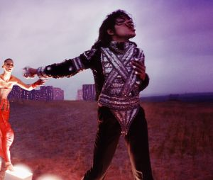 """Michael Jackson sera à redécouvrir dans l'exposition """"On the Wall"""" au Grand Palais."""