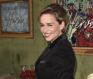 Emilia Clarke (Game of Thrones) en couple avec Charlie McDowell ? Elle confirme