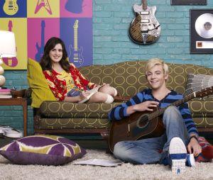 Ross Lynch dans Austin & Ally sur Disney Channel