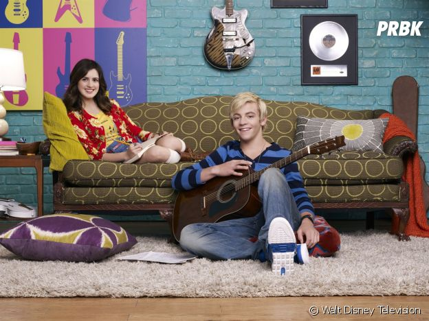 Ross Lynch dans Austin & Ally sur Disney Channel