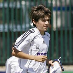Photos ... Enzo Zidane au Real Madrid ... c'est le fils de Zinedine
