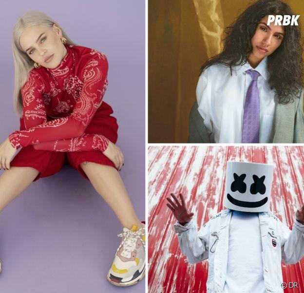 Les artistes aux MTV EMA 2018