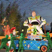 Photos ... Toy Story Playland à Disneyland Paris ... les stars étaient là