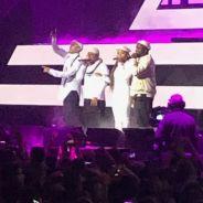 Black Eyed Peas annoncent la sortie d'un nouvel album en plein concert à Paris 💿