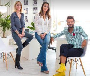 """Les Princes et les princesses de l'amour 2 : Magali Berdah, Carole et Ermanno forment """"l'agence"""""""