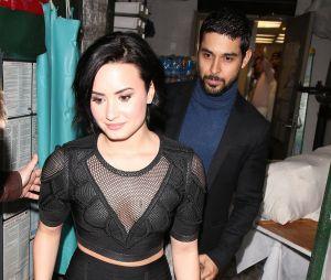 Demi Lovato pourrait se remettre en couple avec son ex Wilmer Valderrama, elle ne sortirait pas avec le designer Henry Levy.