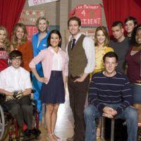 Les Simpson saison 22 ... Les acteurs de Glee se simpsomisent