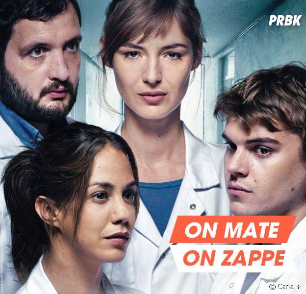 Hippocrate : faut-il regarder la série médicale de Canal+ ?