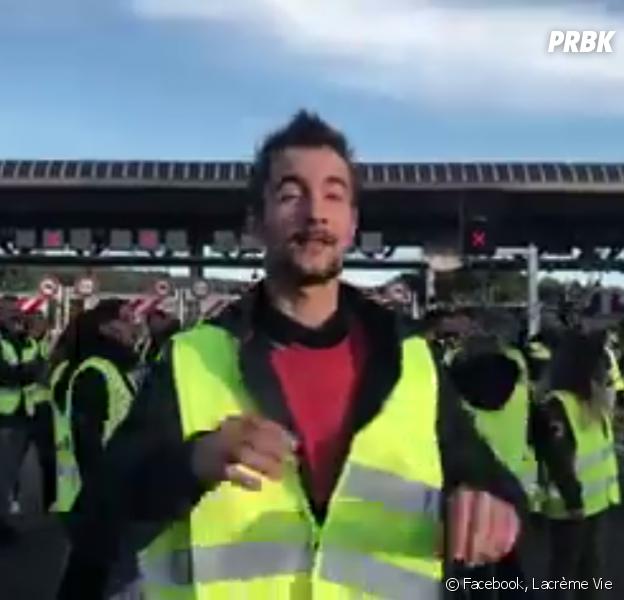 Gilets jaunes : le rap de ces manifestants fait le buzz