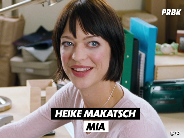 Love Actually : Heike Makatsch dans le film