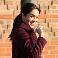 Meghan Markle enceinte : elle affiche son baby bump... et brise le protocole