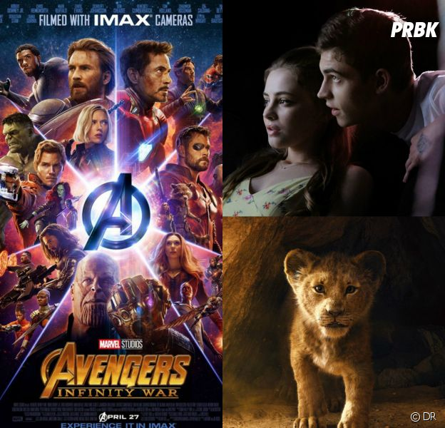 Avengers 4, After, Le Roi Lion, Stars Wars 9... : 15 films qu'on a hâte de voir en 2019