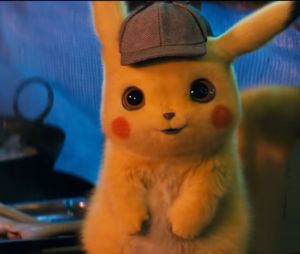 La bande-annonce de Détective Pikachu