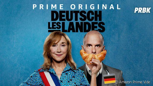 L'affiche de Deutsch-Les-Landes