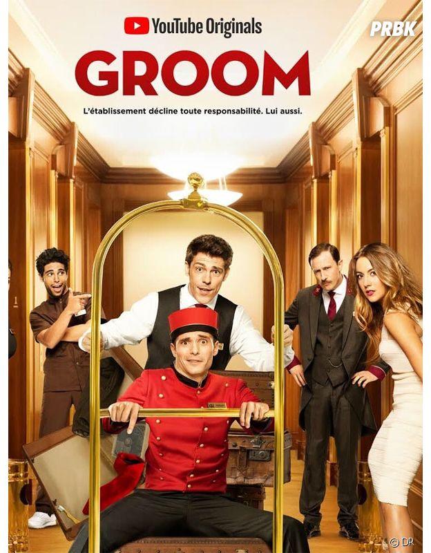 L'affiche de Groom
