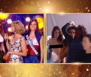 Miss France 2019 : les seins de candidates, dont Miss Aquitaine, filmés en direct dans les coulisses
